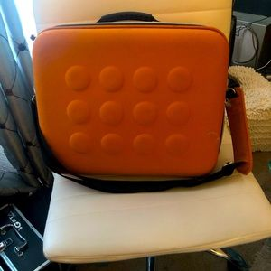 Travel shell briefcase / laptop ( IKEA)